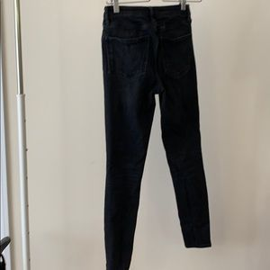 Zara Jeans - Vintage high rise skinny jeans